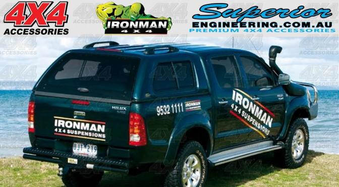 Ironman 4x4 Ute Canopy