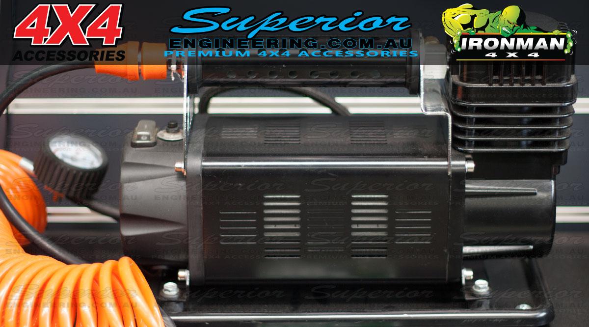 Ironman 4x4 Flomax Pro Air Compressor