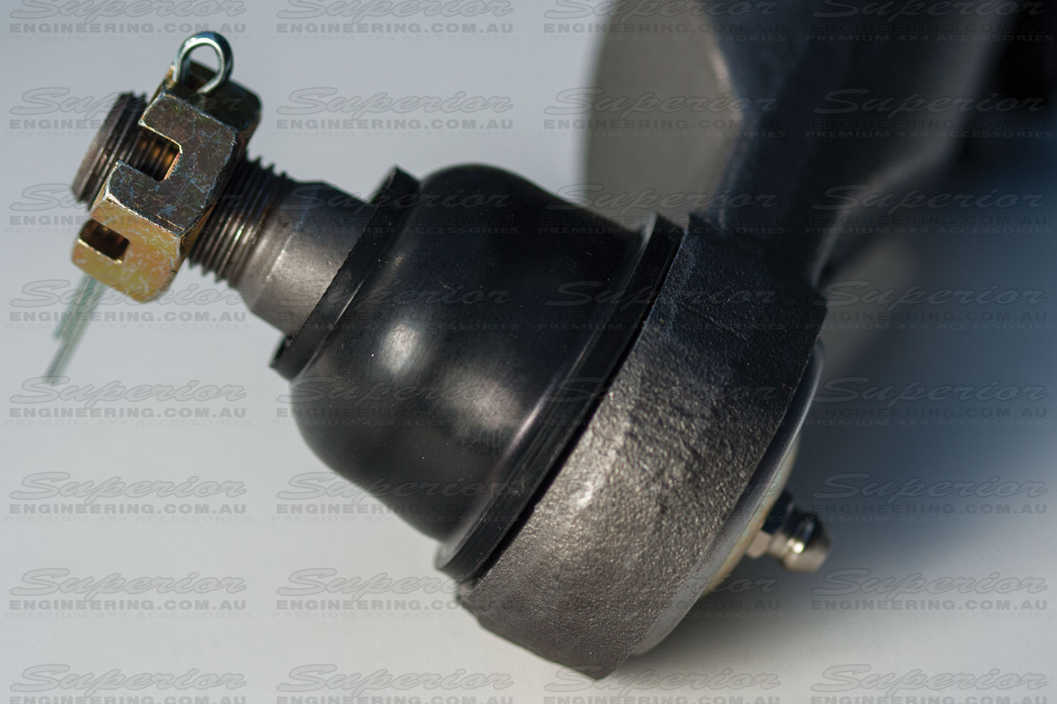 Tie Rod End Ball Joint Assembly and Rubber Boot Seal