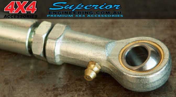 Superior Swaybar Extension