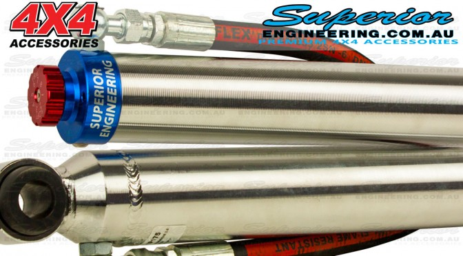 Superior Adjustable Remote Reservoir Shocks