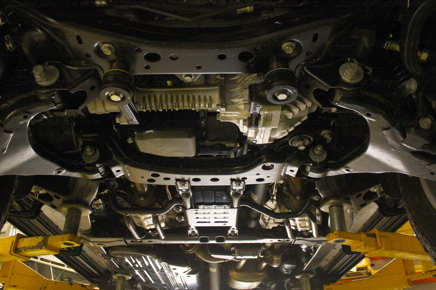 Superior Diff Drop Kit fitted to a Toyota Landcruiser 200 Series