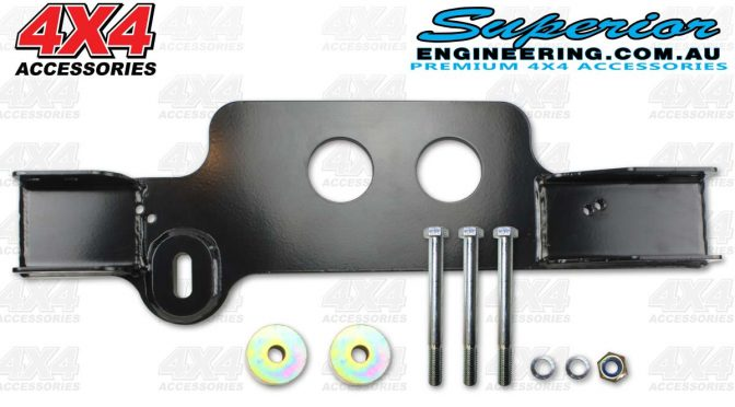 Diff Drop Kit Holden Colorado & Isuzu D-Max